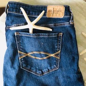 Abercrombie & Fitch Skinny Jeans 30x31